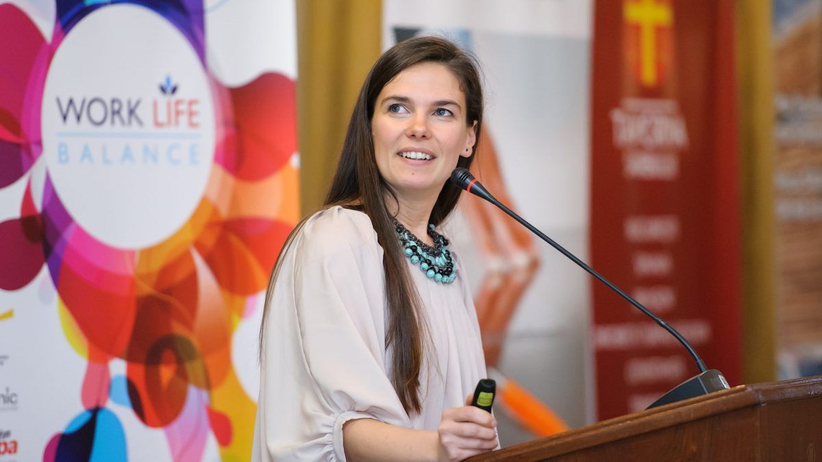 Work, Life, Balance, cu Simona Nicolaescu