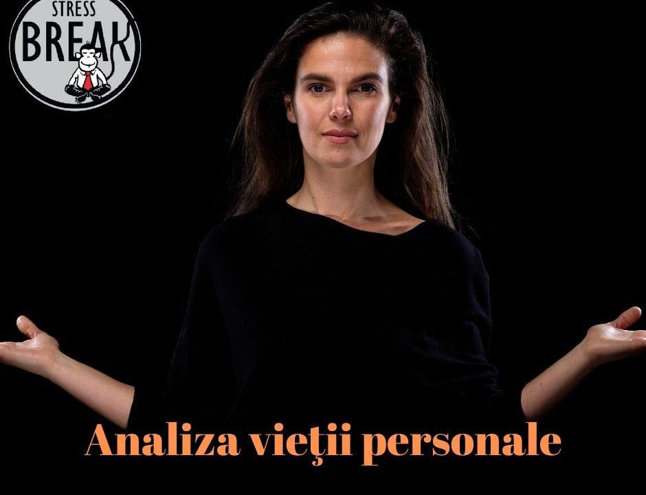 Analiza vietii personale, cu Simona Nicolaescu