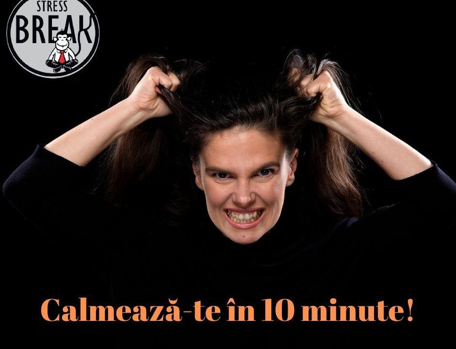 Calmeaza-te in 10 minute, cu Simona Nicolaescu